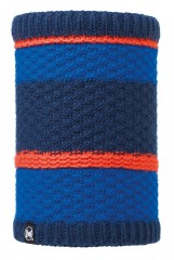 Шарф Buff KNITTED & POLAR NECKWARMER FIZZ BLUE SKYDIVER (US:one size)