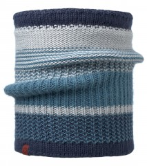 Шарф Buff KNITTED & POLAR NECKWARMER COMFORT BORAE MAZARINE BLUE (US:one size)